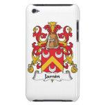 Escudo de la familia de Jamin iPod Case-Mate Carcasas