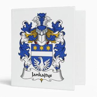 Escudo de la familia de Jankajtys
