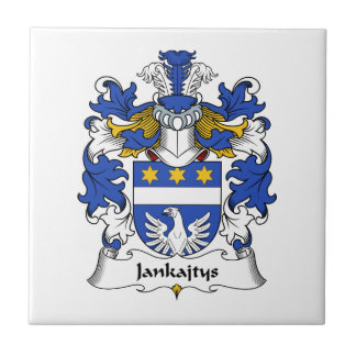 Escudo de la familia de Jankajtys Azulejos Cerámicos