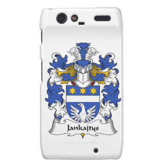 Escudo de la familia de Jankajtys Motorola Droid RAZR Carcasa