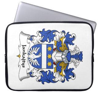 Escudo de la familia de Jankajtys Fundas Ordendadores