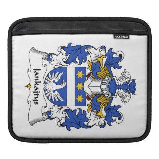Escudo de la familia de Jankajtys Funda Para iPads