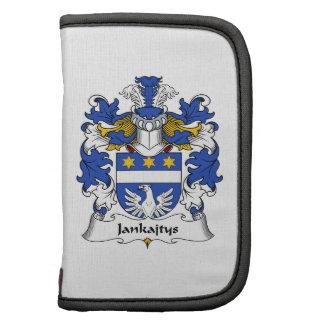Escudo de la familia de Jankajtys Organizadores