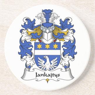 Escudo de la familia de Jankajtys Posavaso Para Bebida