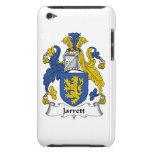 Escudo de la familia de Jarrett iPod Touch Case-Mate Funda