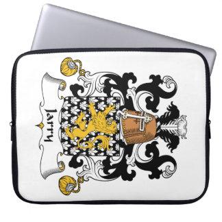 Escudo de la familia de Jarry Funda Computadora
