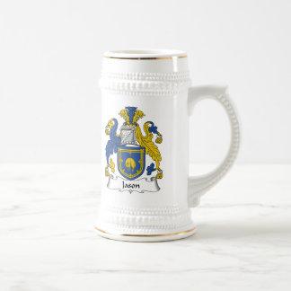 Escudo de la familia de Jason Jarra De Cerveza