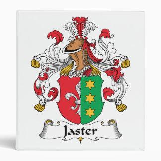 Escudo de la familia de Jaster