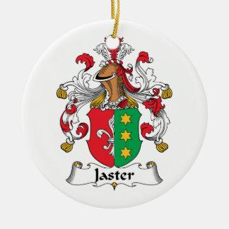 Escudo de la familia de Jaster Ornamentos De Reyes Magos