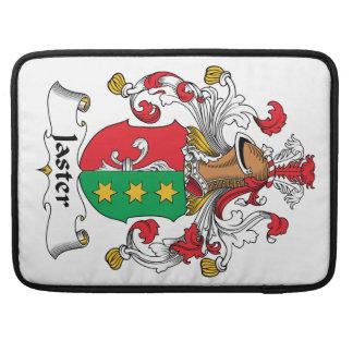 Escudo de la familia de Jaster Fundas Macbook Pro
