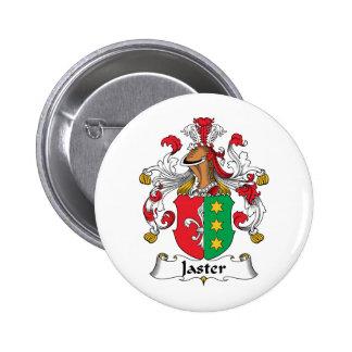 Escudo de la familia de Jaster Pins
