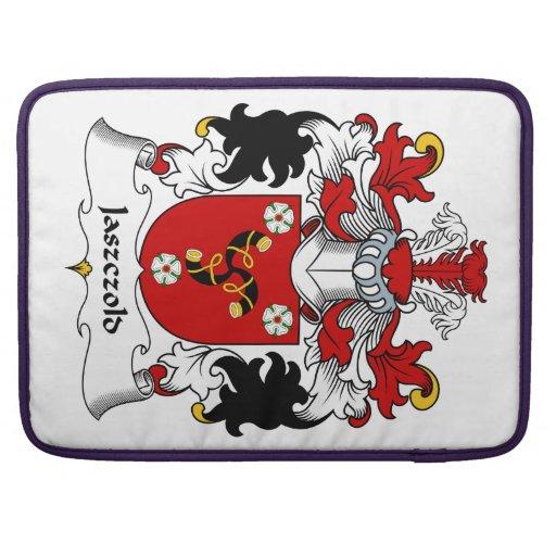 Escudo de la familia de Jaszczold Funda Macbook Pro