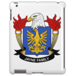 Escudo de la familia de Jayne
