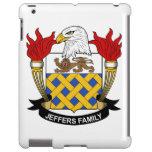 Escudo de la familia de Jeffers