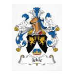 Escudo de la familia de Jehle Anuncios