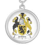 Escudo de la familia de Jenkins Grimpola