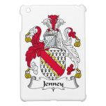 Escudo de la familia de Jenney iPad Mini Carcasas