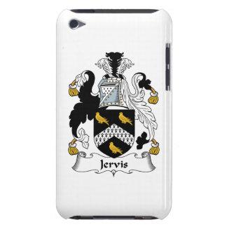 Escudo de la familia de Jervis Case-Mate iPod Touch Fundas