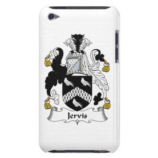 Escudo de la familia de Jervis iPod Touch Fundas