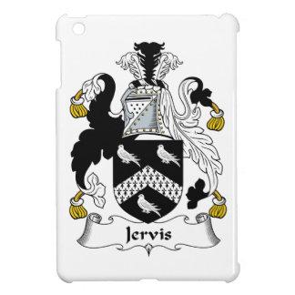 Escudo de la familia de Jervis iPad Mini Cárcasa