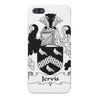 Escudo de la familia de Jervis iPhone 5 Fundas