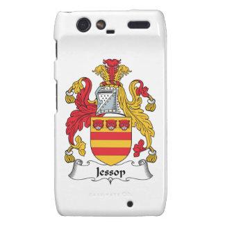 Escudo de la familia de Jessop Droid RAZR Carcasa