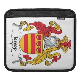 Escudo de la familia de Jessop Manga De iPad