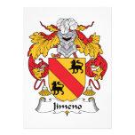 Escudo de la familia de Jimeno Comunicados