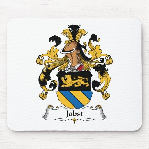 Escudo de la familia de Jobst Mousepads