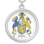 Escudo de la familia de Jordania Joyerias Personalizadas