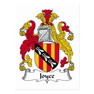Escudo de la familia de Joyce Postal
