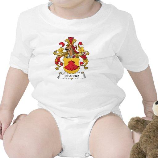 Escudo de la familia de Juan Traje De Bebé