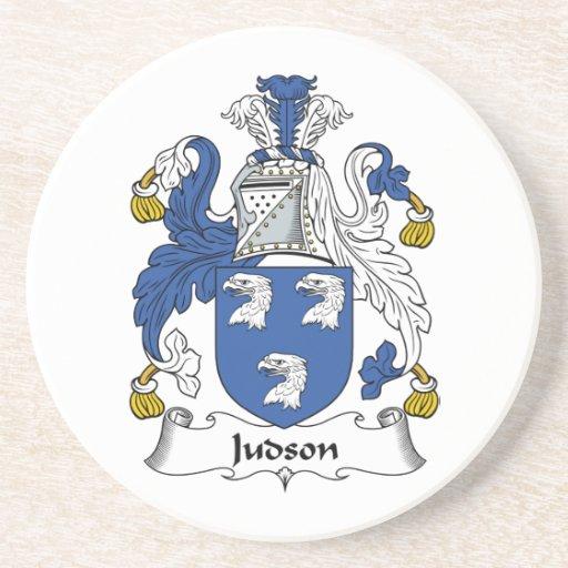 Escudo de la familia de Judson Posavasos Cerveza