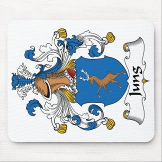 Escudo de la familia de Jung Mousepad