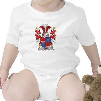 Escudo de la familia de Junge Camiseta