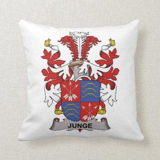 Escudo de la familia de Junge Almohada