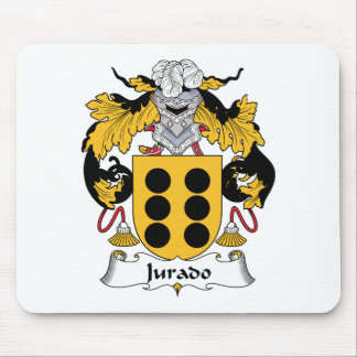 Escudo de la familia de Jurado Tapete De Ratones