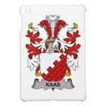 Escudo de la familia de Kaas iPad Mini Coberturas