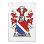 Escudo de la familia de Kabbel iPad Mini Fundas
