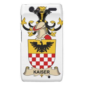 Escudo de la familia de Kaiser Droid RAZR Fundas