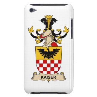 Escudo de la familia de Kaiser Barely There iPod Cárcasa