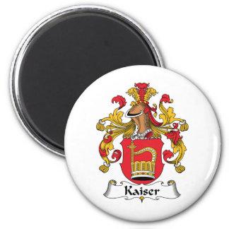 Escudo de la familia de Kaiser Imán Redondo 5 Cm
