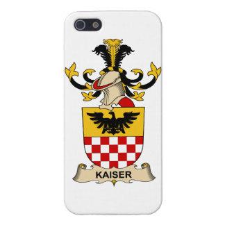Escudo de la familia de Kaiser iPhone 5 Coberturas
