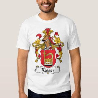Escudo de la familia de Kaiser Remera