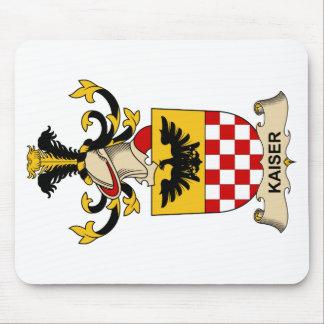 Escudo de la familia de Kaiser Alfombrilla De Ratón