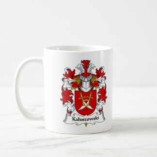 Escudo de la familia de Kaluszowski Taza