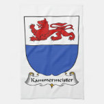 Escudo de la familia de Kammermeister Toalla
