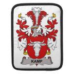 Escudo de la familia de Kamp Manga De iPad