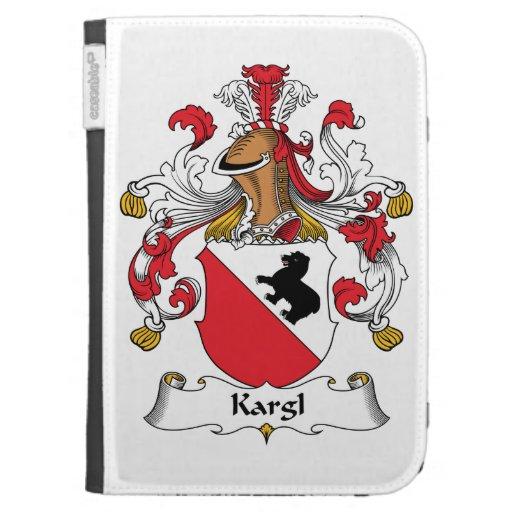 Escudo de la familia de Kargl