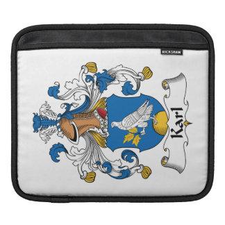 Escudo de la familia de Karl Funda Para iPads